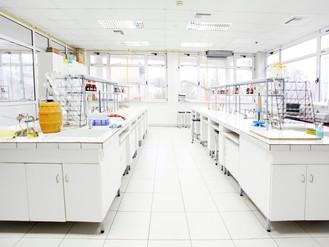 Приточно вытяжная вентиляция с взрывозащищенным вентилятором в лаборатории по испытанию нефтепродукт