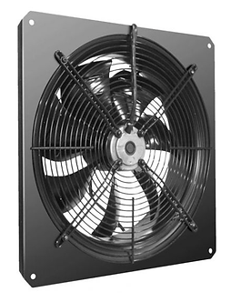 Вытяжной осевой вентилятор Ballu Machine FRESH-K 450