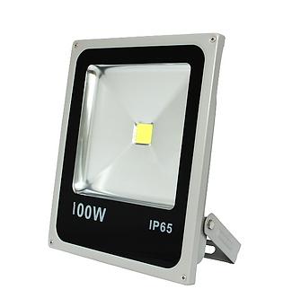 Прожектор светодиодный LED1-100W, 6400К 8000Лм, серый IP65