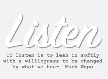 אמנות ההקשבה- טארה בראץ׳