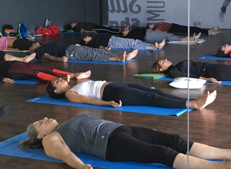 Yoga & Creative Processes