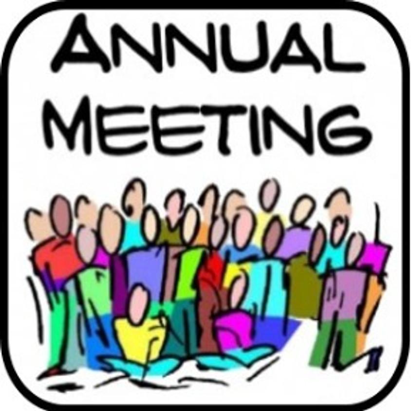 HMAG Annual Meeting via Zoom