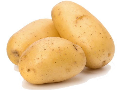 Potatoes (per pound)