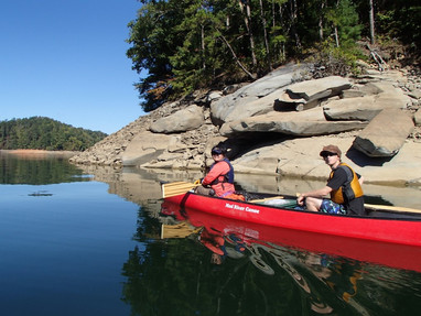 Flatwater Canoeing