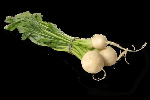 Hakurei Turnips (per pound)