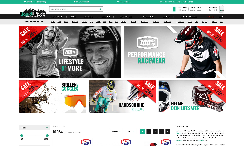 Liquid Life Premium Bikes Online