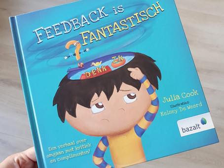 Boekrecensie: 'Feedback is Fantastisch'