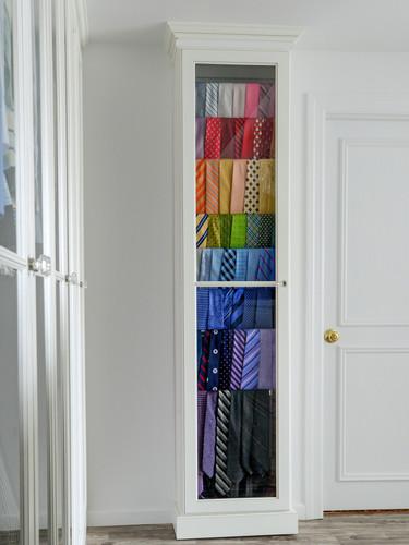 Tie Cabinet