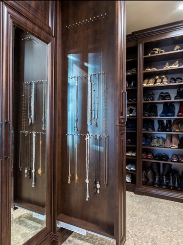 Necklace Cabinet