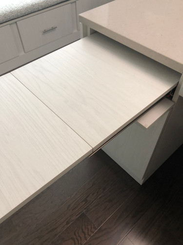 Extended Work Surface