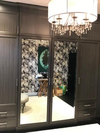 Custom Coat Room