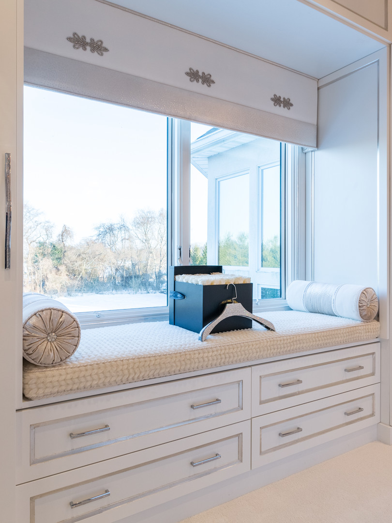 Elegant Dressing Room