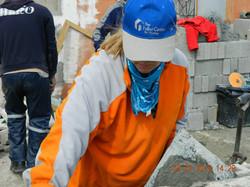 Sally hard work