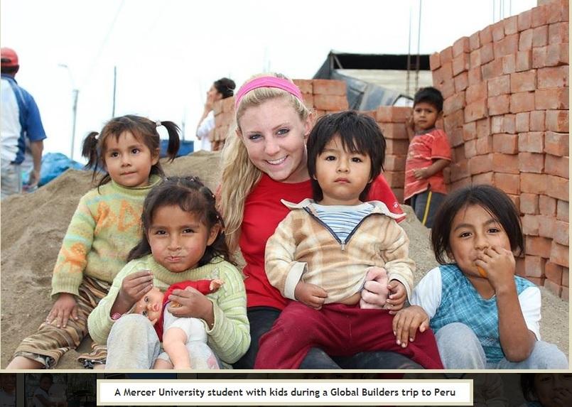 CHILDREN OF THE WORLD NEED HOUSING