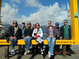 Joe & his team at the Waterfront