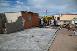 54 square meters of concrete