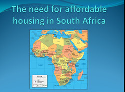 2 MILLION IN RSA NEED OF HOUSING