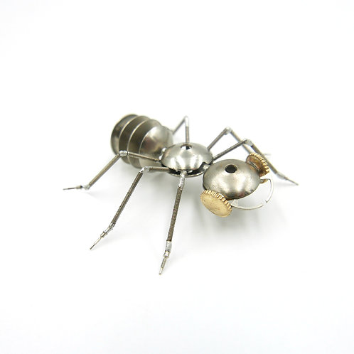 Watch Parts Ant No 7 Clockwork Mechanical Arthropod Mothers Day Gift