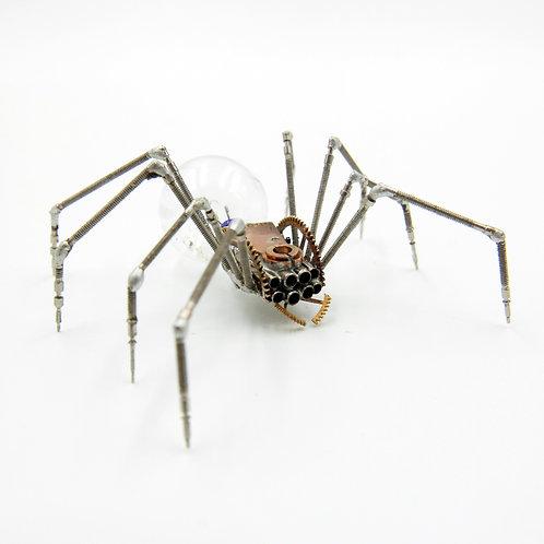 Watch Parts Spider No 108 Clockwork Mechanical Arthropod Valentines Gift