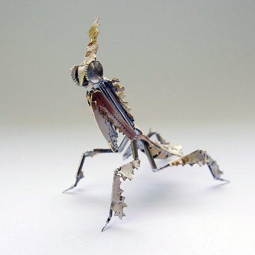 Watch Parts Ghost Mantis 13 Recycled Mechanical Clockwork Steampunk Sculpture