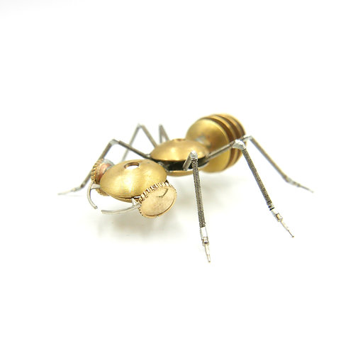 Watch Parts Ant No 6 Clockwork Mechanical Arthropod Mothers Day Gift