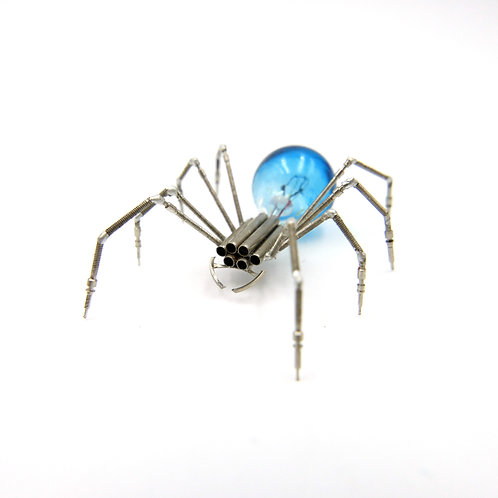 Spider No 119 Watch Parts Recycled Mechanical Clockwork Steampunk Sculpture