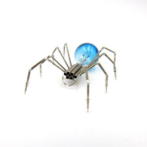 Spider No 119 Watch Parts Recycled Mechanical Clockwork Steampunk Sculpture
