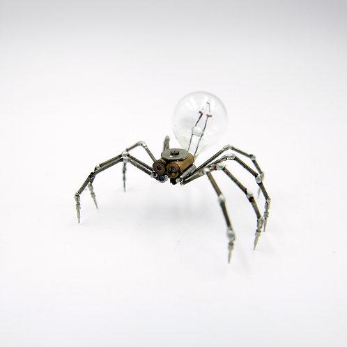 Mechanical Spider No 128 Watch Parts Recycled Clockwork Steampunk Sculpture