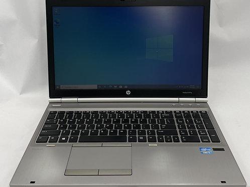 HP EliteBook 8570p, Intel i5 CPU