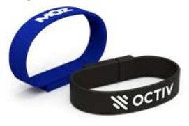 USB Key, Wristband, 16 Go