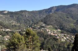 Le village de Saint-Blaise