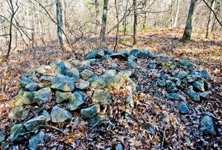 New England's Lost Places #2: Native American Structures