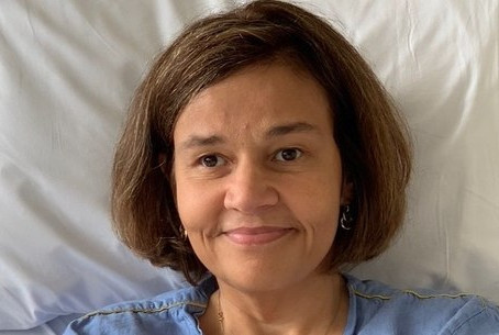 Claudia Rodrigues está internada em UTI de hospital em São Paulo