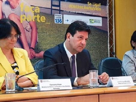 Ministro da Saúde diverge de Damares sobre campanha por abstinência sexual
