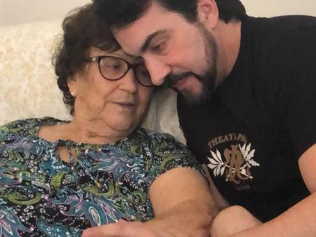 Mãe do Padre Fábio de Melo morre de Covid-19 aos 83 anos em Uberlândia