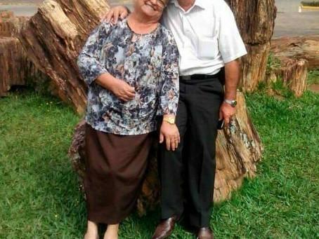 Casados há 52 anos, idosos de SC morrem em 24h por causa da Covid