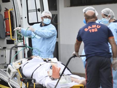 Saúde do DF convoca 540 profissionais para atuarem no enfrentamento à pandemia