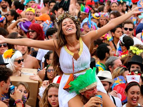 Como curtir o carnaval sem deixar a saúde de lado