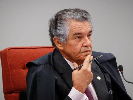Ministro Marco Aurélio desmente boato de que passou mal no STF