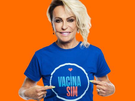 'Vacina Sim': nova fase da campanha incentiva imunização completa contra a Covid