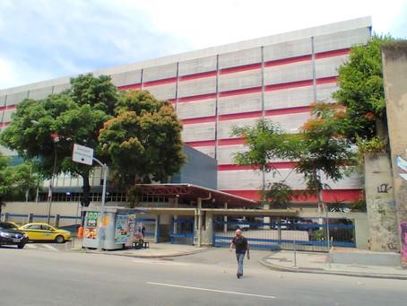 RJ: Bombeiros são chamados para controlar incêndio no Hospital Souza Aguiar