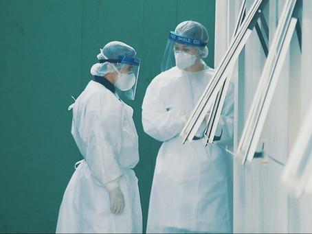 Profissionais da saúde podem se credenciar para atuar durante a pandemia em Sergipe