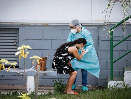 Covid-19: sétima morte é registrada no DF; paciente estava no Santa Lúcia