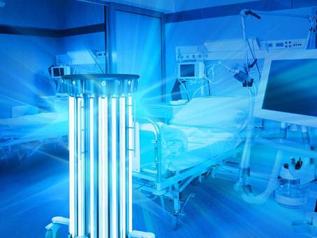 Pesquisadores afirmam que luz ultravioleta mata coronavírus em 30 segundos