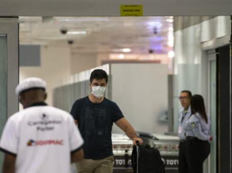 Brasil tem 200 casos de coronavírus, segundo relatório do Ministério da Saúde