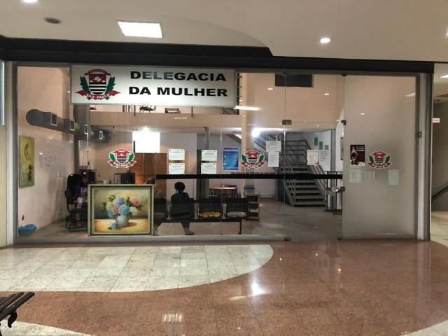 Delegacia de Defesa da Mulher (DDM) de Jundiaí investiga caso — Foto: Fernanda Elnour/TV TEM