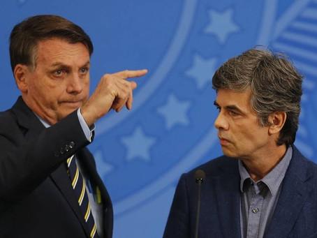 Perfil discreto do novo ministro da Saúde pesou na escolha de Bolsonaro