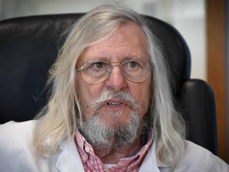 Polícia francesa investiga hospital chefiado por médico tido como guru da cloroquina
