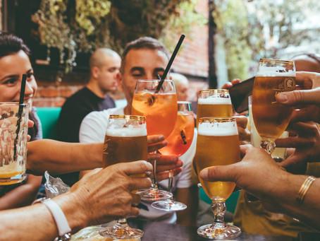 Beber muito na adolescência modifica o cerebelo no início da vida adulta