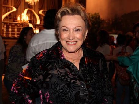 Nicette Bruno, internada com Covid, piora e está sob 'cuidados intensivos', segundo hospital